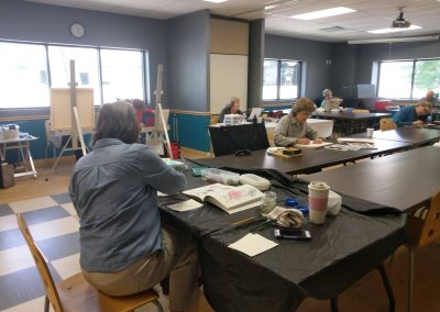 Youth Building Art classes (1)